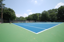 New Tennis Courts June 2, 2010