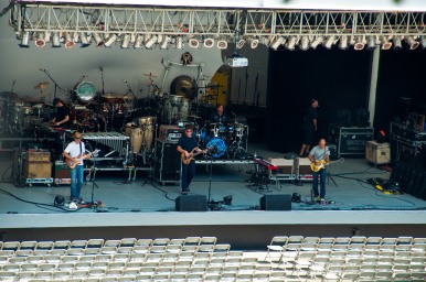 MOE Sound Check Chastain Park Amphitheater
