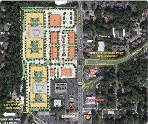 Sandy Springs Gateway Site Plan