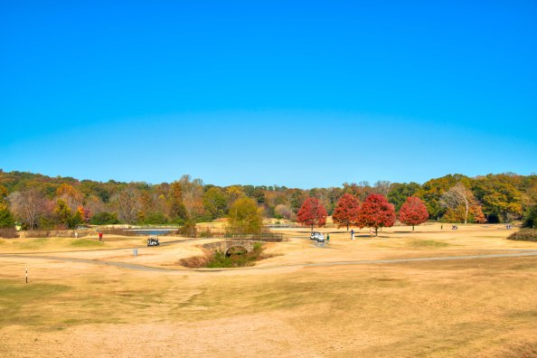 Chastain Park Fall - North Fulton Golf Course