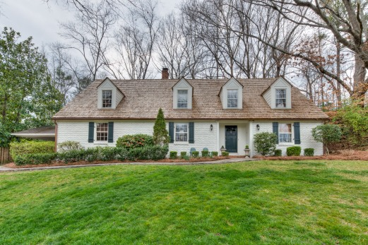 Just Sold 4510 Runnemede Road In Chastain Park The